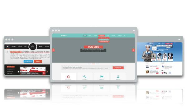 Sito Web Standard